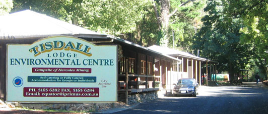 Tisdall Lodge Environmental Centre