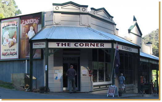 Gold-Era Corner Store and Museum